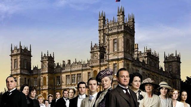 You Can Have Dinner at Downton Abbey for a Mere £7,900