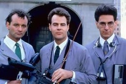 New Ghostbusters To Feature Old Ghostbusters
