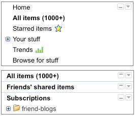 Google Reader Simplifies Look, Adds Features