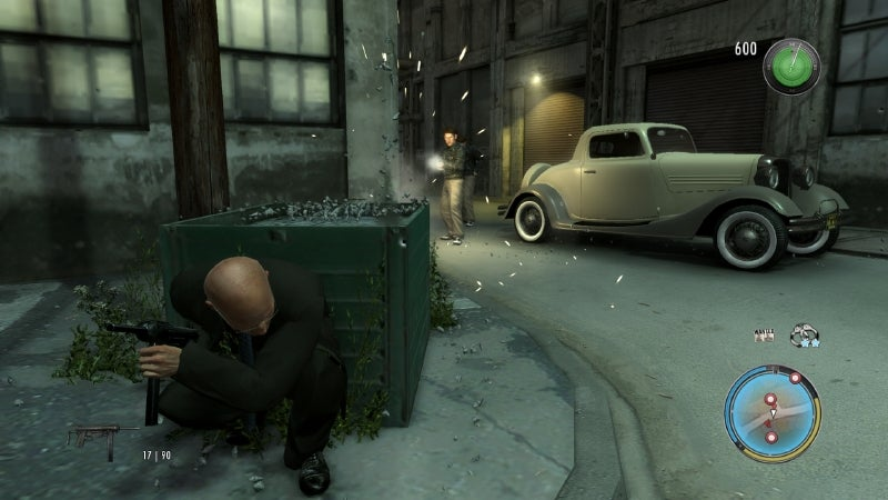 Mafia II: Jimmy's Vendetta Review: Sand And Fury