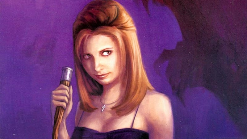 You don't know all the secrets of Buffy the Vampire Slayer yet