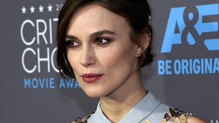 Keira Knightley So Unsightly Why's Your Name Spelled Not Rightly?