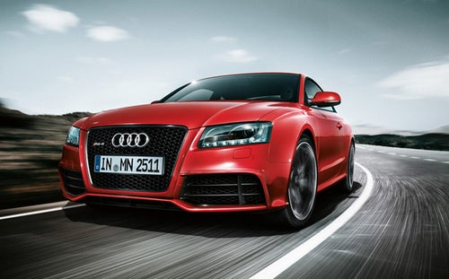Audi RS5 Headed Stateside! Hallelujah!