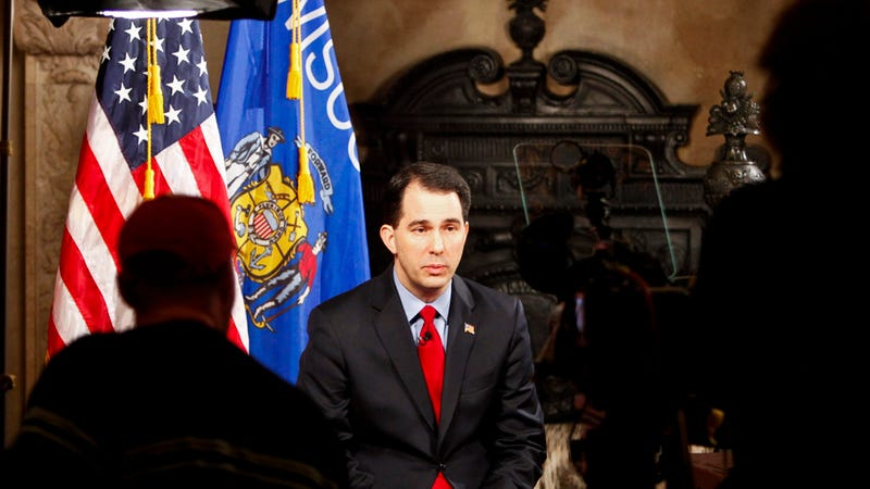 Madison Police Have Some Questions for Wisconsin's Governor