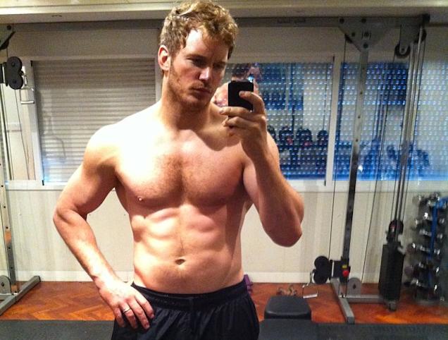 Dadbod vs. Rippedbod: The Shocking Chris Pratt Results