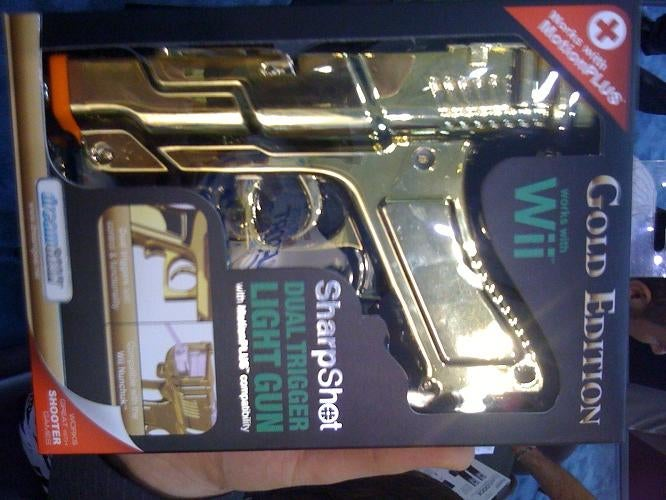 A Golden Gun For Your GoldenEye