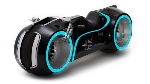 You Can Actually Buy the Tron Light Cycle Now