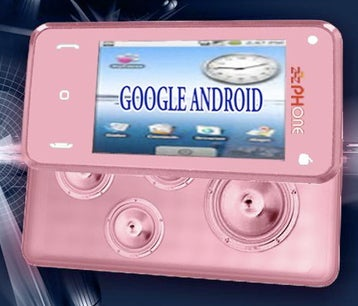ZzzPhone Is Second Google Android Cellphone Ever