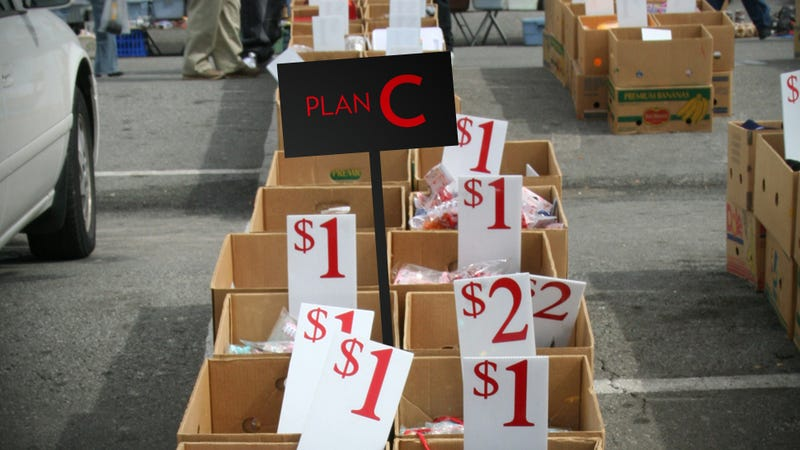Special Deal for Texas Ladies: Cheap 'n Easy Flea Market Abortions