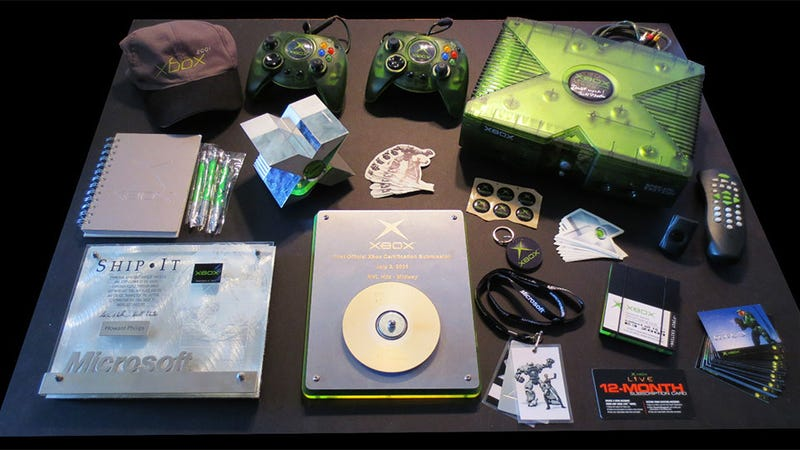 You Don't Often Get A Chance To Own An Xbox As Cool As This