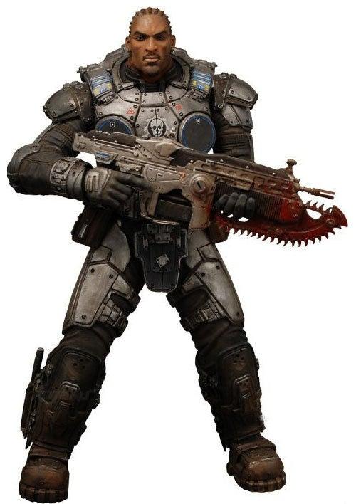 BioShock 2, Gears Of War Figures Exclusive To Comic-Con