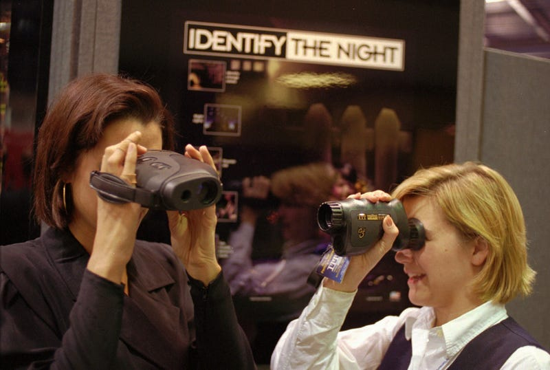 Here's How Ridiculous This Year's CES Will Look in 2034