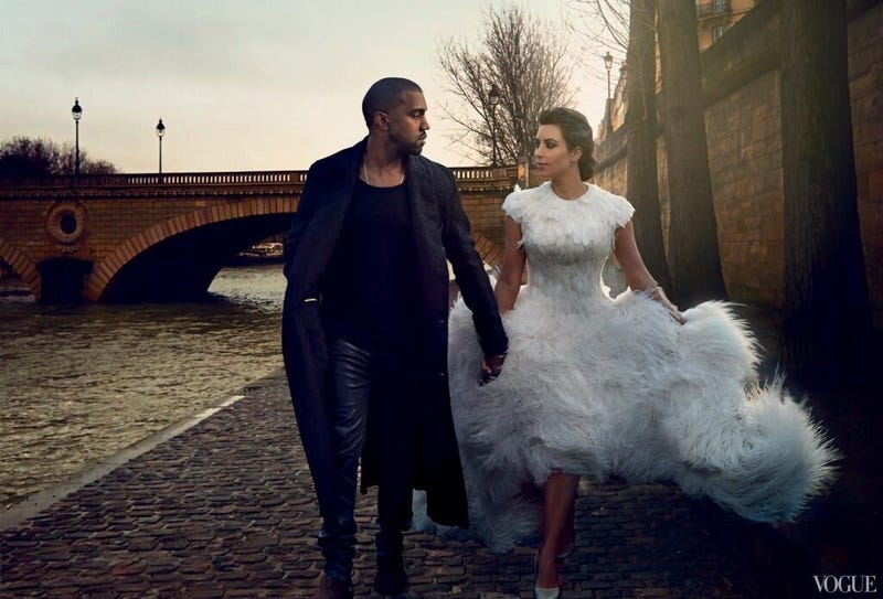 An Erogenous Slice of Clavicle: The Best Lines from the Kimye Vogue Profile