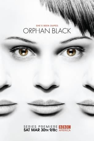 Orphan Black Promo Picture and Poster