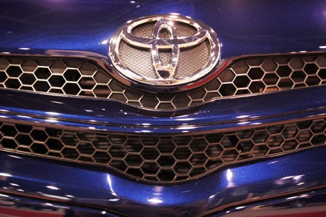 Toyota Reports 39% Drop In First Quarter Profit