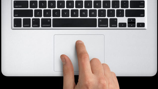 Why The Apple Trackpad Might Be The Best Video Game Controller Ever Made