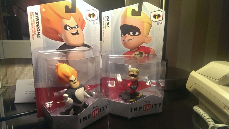 Disney Infinity Is Going To Kill Me.