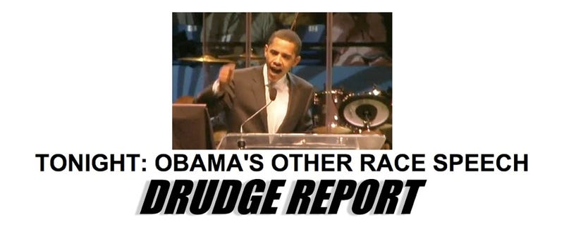 Two Reasons the Drudge Report Video Might Still Be Worth Watching