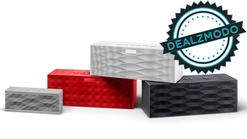 These Portable Speakers Are Your Go-Outside-It's-Summer Deal of the Day