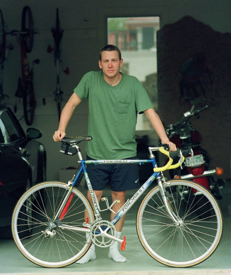 Lance Armstrong Admits To Doping. Did Oprah Make Him Cry?
