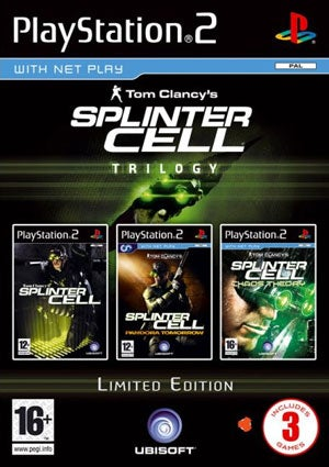Splinter Cell Re-Releases Creeping Up On The PS3 In 2011