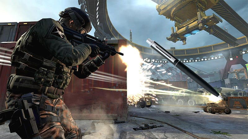 Study: Scientists Are Running Out Of Ways To Study Violent Games