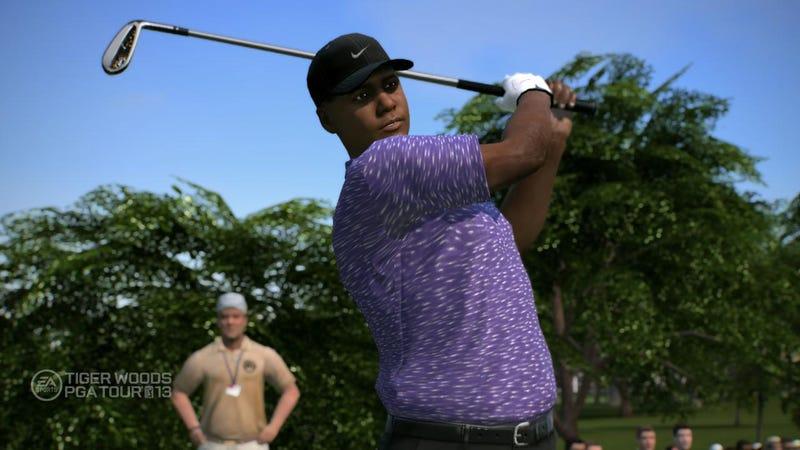 Tiger Woods PGA Tour 13 Celebrities