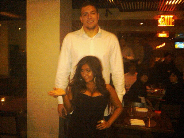 Snooki And David Lee Together, Because, Why Not