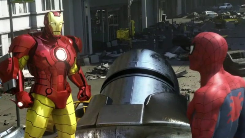 Watch the Iron Man Demo Reels That Deadpool's Tim Miller Made for Marvel