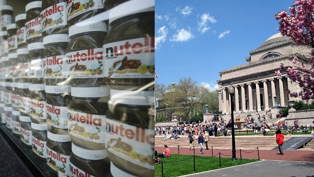 Report: 'Nutella Theft' a Major Problem for Dining Services at Columbia, As Students Gorge Themselves on Dozens of Pounds Each Day