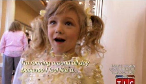 Toddlers & Tiaras: Is There Such A Thing As A Heterosexual Pageant Dad?