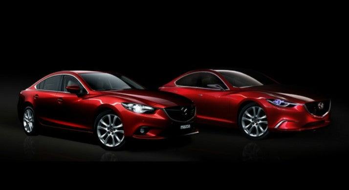 Mazda teases the next 2, ahead of Geneva motor show