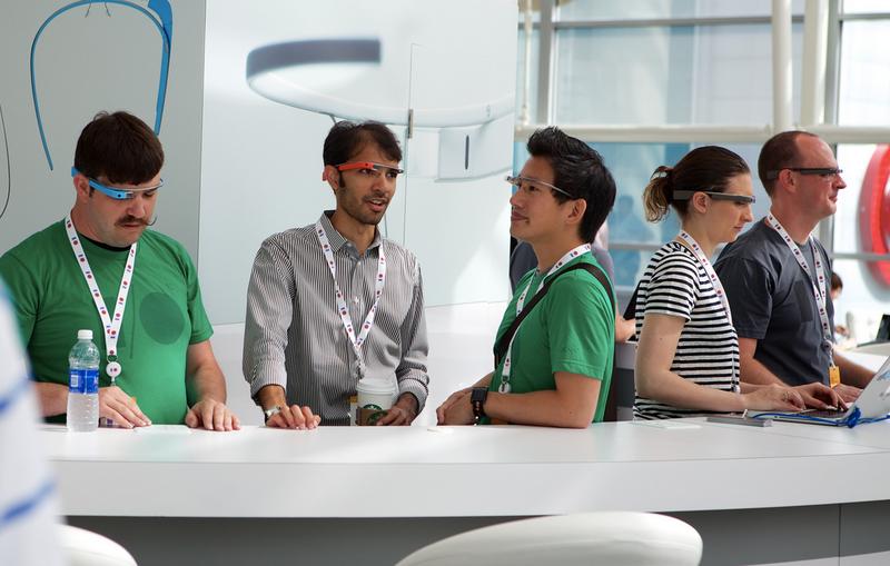 Las funciones secretas de Google Glass