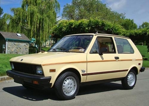 Are The End Times Upon Us? Yugo GV For $14,500!