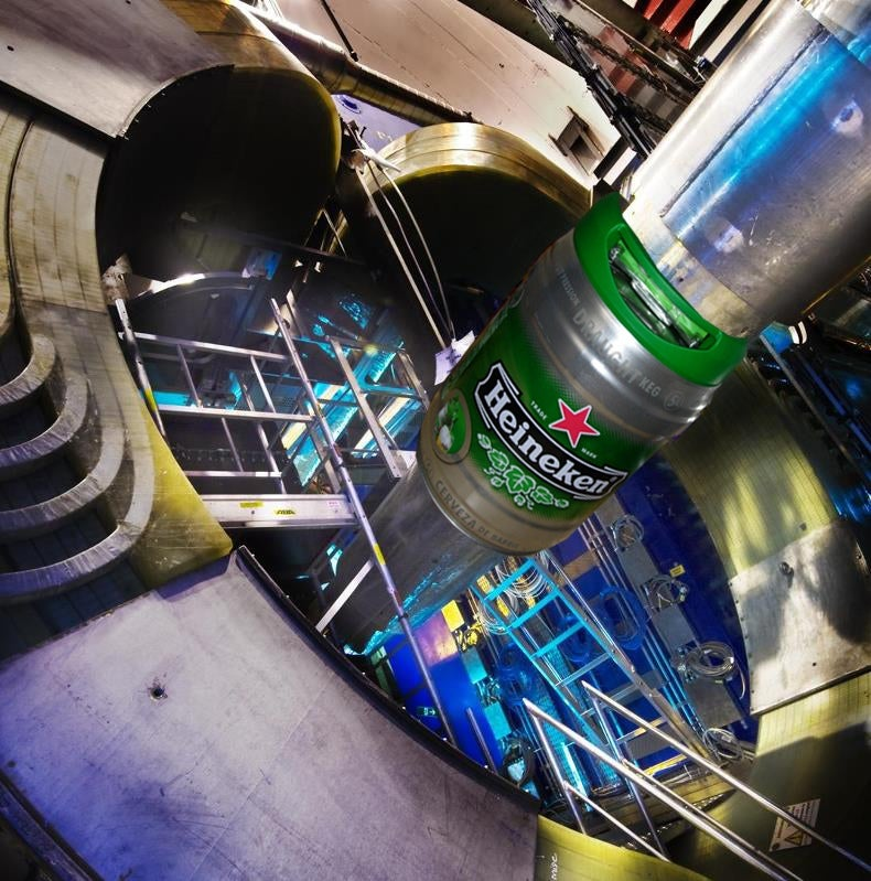 The Large Hadron Collider Drinking Game