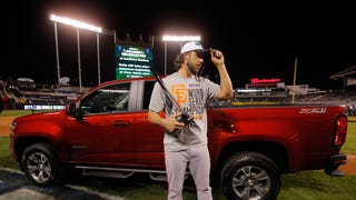 Madison Bumgarner's Dad Is The Best Sports Dad
