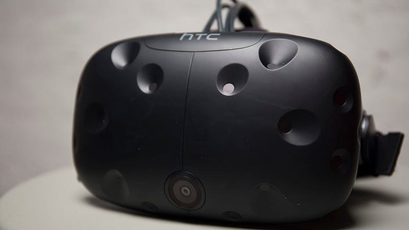 HTC Vive Review: A Beautiful Machine with No Good Games