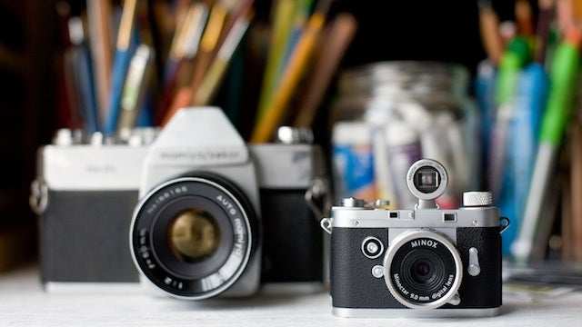Ever Wanted a Mini Leica Digital Camera?