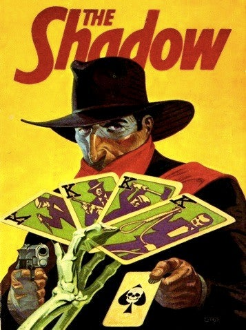 Sony Pushes The Shadow And Sam Raimi Off On Another Studio