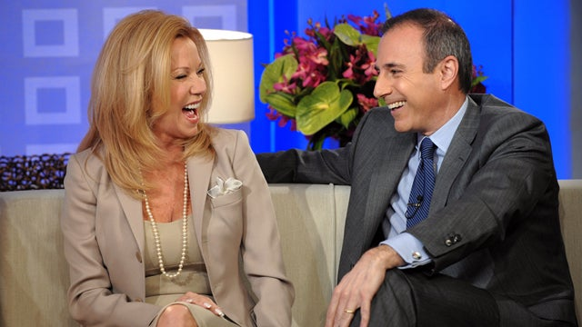 Kathie Lee Made Today Staffers Sign a Note Saying Matt Lauer Is Nice