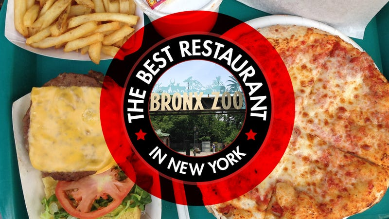 The Best Restaurant in New York Is: The Bronx Zoo