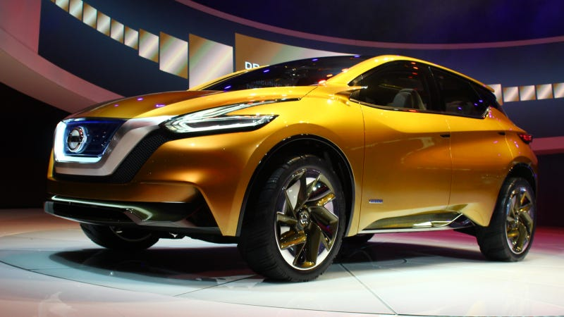 The Nissan Resonance Concept Is A Shockingly Cool-Looking SUV