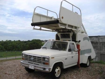 You Have 3 Hours to Bid on This Staircase Truck