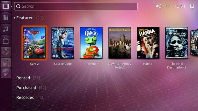 Ubuntu TV Will Be In Your Living Room This Year