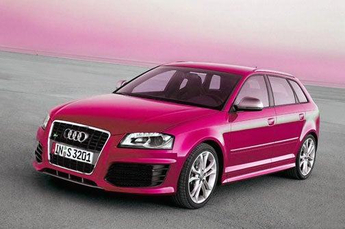 Audi RS3 In Development With TT-RS Turbo Mill?