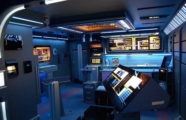 Amazing $150K Star Trek apartment ruined by divorce