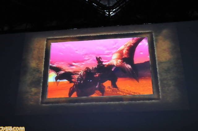 First Look at the Next Huge 3DS Game, Monster Hunter 4