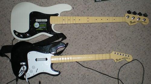 Mad Catz Rock Band Fender Bass - The Best Rock Band Bass