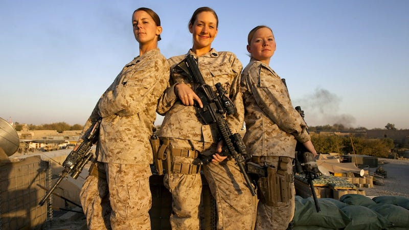 Women In Combat: The New Conservative Case Against Female Autonomy