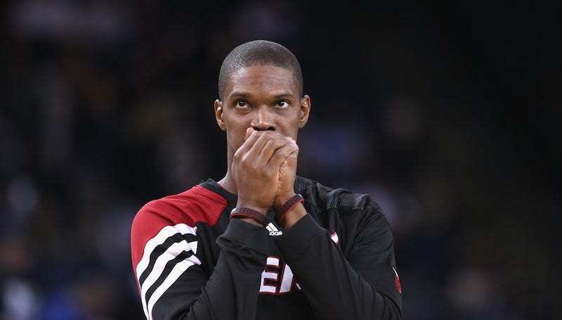 A Masseuse Died In Chris Bosh's House Yesterday